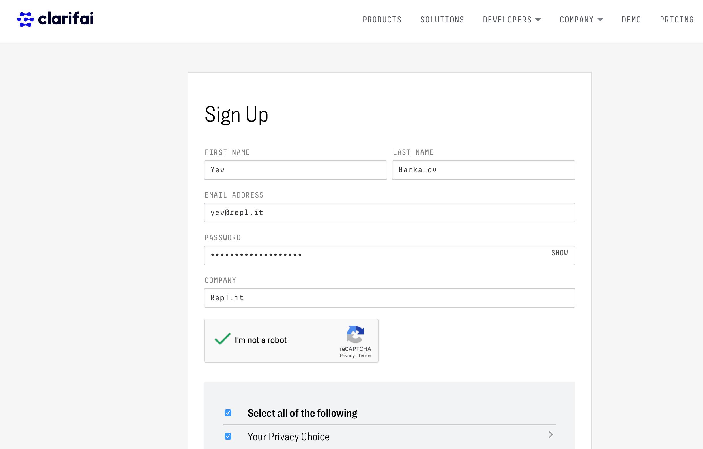 Repl it - Blog